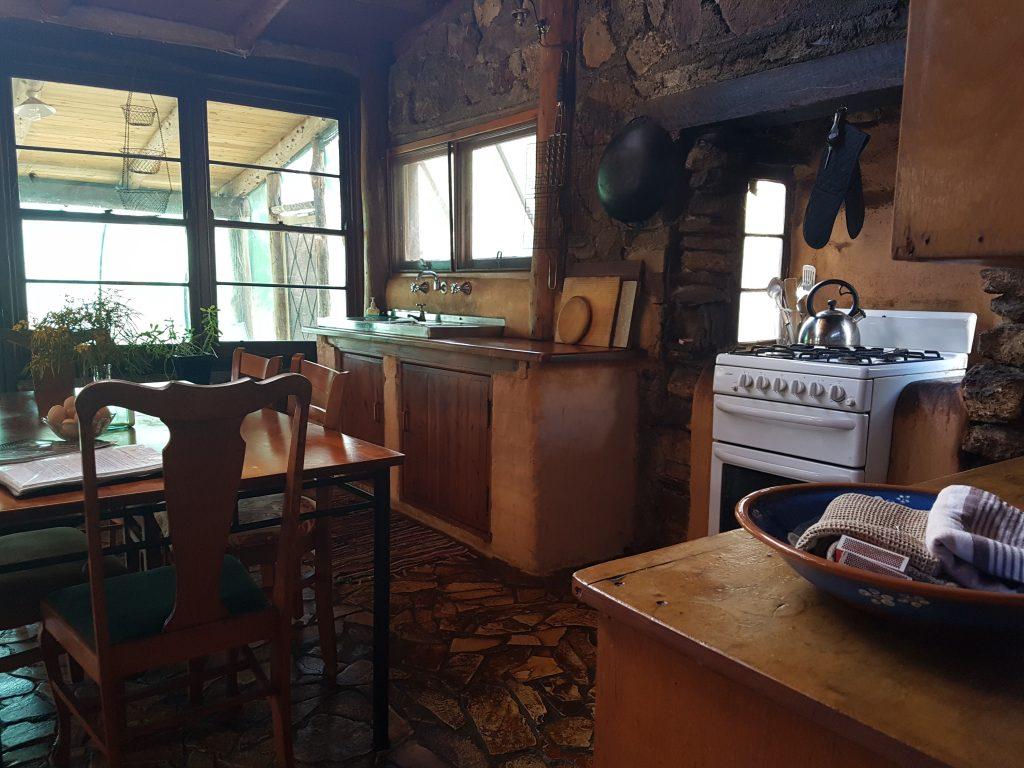 Kitchen - Saddlers Cottage