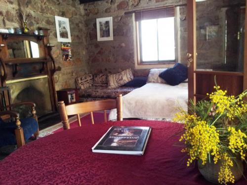 Inside the River Cottage