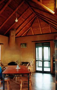 Inside Barbara's Cottage